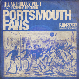 Da Da Da Da a Portsmouth football song & PFC chant lyrics