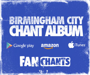 Get the iTunes Birmingham City Album