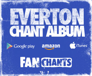 Get the iTunes Everton Album