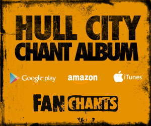Get the iTunes Hull City Album