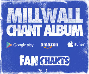 Get the iTunes Millwall Album