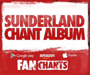 Get the iTunes Sunderland Album