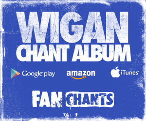 Get the iTunes Wigan Album