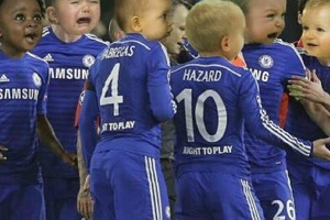 Arsenal making the Chelsea defence look like little children... #football #soccer #Arsenal #gooners