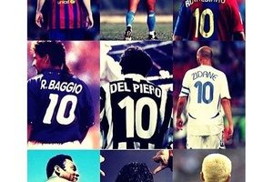Top Tens.... #football #soccer #messi #pele #zidane