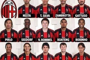 What a team.... #football #soccer #acmilan #milan #milano #italy #italia