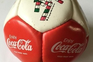 Who remembers having one of these?... #football #soccer #italy #italia90 #juventus #juve #roma #mila