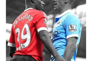 It's here.... #football #soccer #manchester #manchestercity #manchesterunited #united #city  #ggmu #