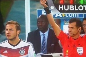 Greatest substitution of all time... #football #soccer #worldcup #germany