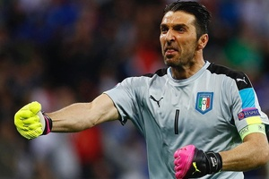 Passion level 11... #football #soccer #Italy #italia #buffon #euro2016 #azzurri