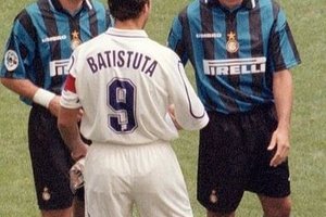 One Picture. Three Legends. #football #soccer #seriea #inter #intermilan #milan #milano #fiorentina