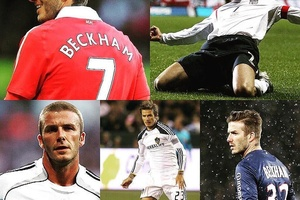 41 today. Former England captain David Beckham... #football #soccer #beckham #manchester #manchester