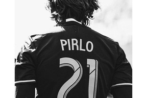 The coolest man in football turns 37 today... #football #soccer #pirlo #italia #italy #milano #milan