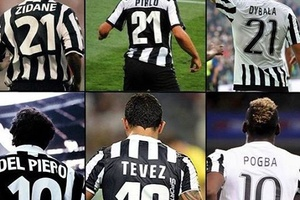 The legacy lives... #football #soccer #seriea #juventus