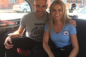 BREAKING: Pep Guardiola to star in the next FAKE Taxi video. #football #soccer #manchestercity #prem
