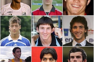 You're not ugly. You just didn't have money then.... #football #soccer #neymar #messi #suarez #barca