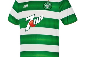 REVEALED: Celtic FC's new sponsor for the season. #football #soccer #Barca #Barcelona #messi #neymar