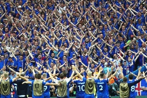 "Iceland's Kari Árnason: ""I know probably 50% of the crowd – or at least recognise them!"" #football #"