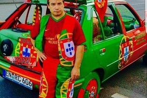 Too much? #football #soccer #portugal #ronaldo #euro2016 #germany #france #spain #italy