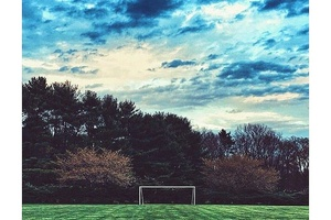 The best way to clear your head... #football #soccer