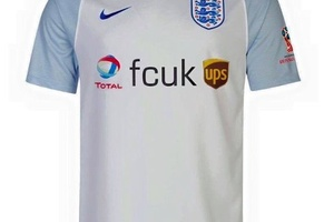REVEALED: The brand new England shirt 2016/17. #football #soccer #euro2016 #england #spain #france #