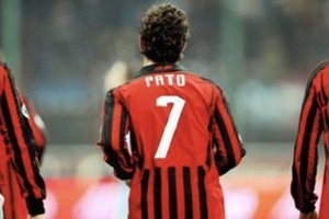 "QUOTE: Pato: ""I entered Milan's locker room at 17. Ronaldo gave me a Playboy mag and said 'be in my"
