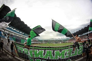 PSS Sleman fans favourite perspective