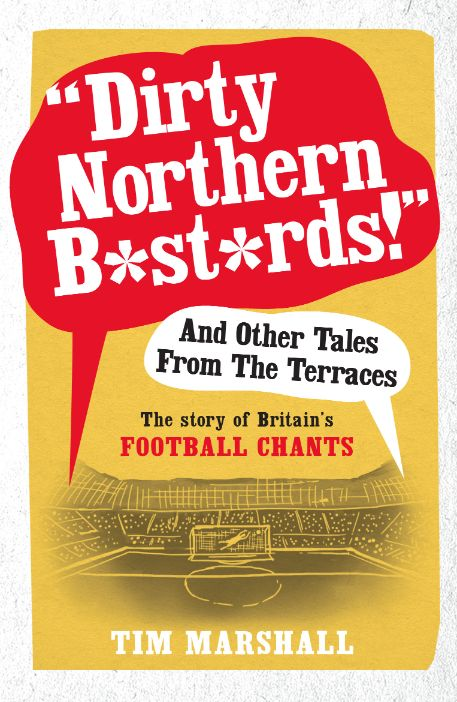 Dirty Northern B*stards book cover